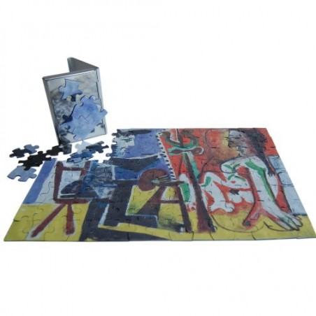 Puzzle A4 magnetic 48 sau 96 piese