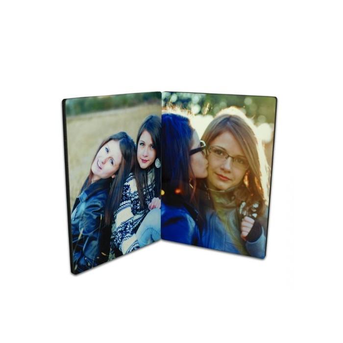 Panel foto dublu 13x18 cm