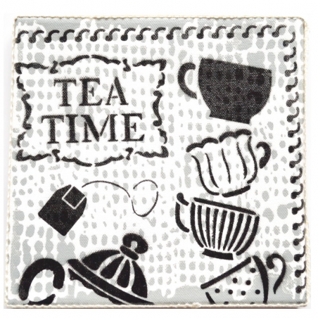 Tablou - Tea Time - Canvas acrilic