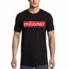 Tricou Negru ''Fruit of the Loom'' Milionar