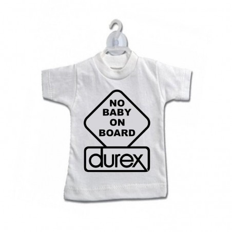 Mini Tricou - No Baby On Board
