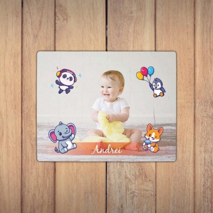 Puzzle Personalizat pentru copii