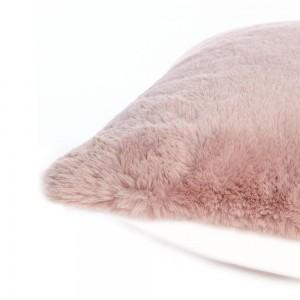 perna cu husa blanita roz