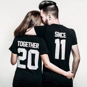 tricouri personalizate cuplu