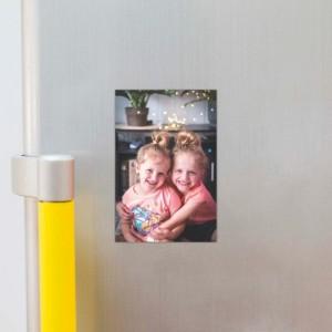 Magnet Foto Personalizat cu...