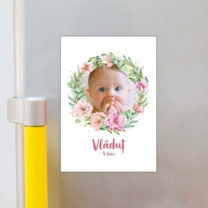 Magnet Foto Personalizat...