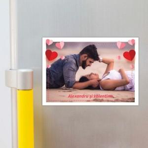 magnet personalizat
