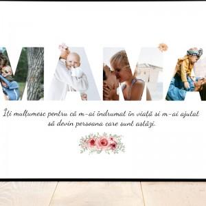 Tablou personalizat pentru Mama