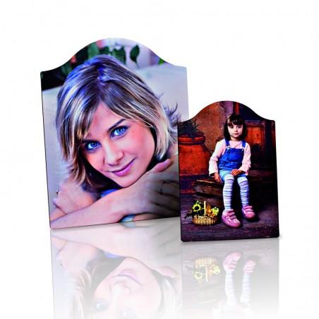 Placa foto arcuita 21x26 cm