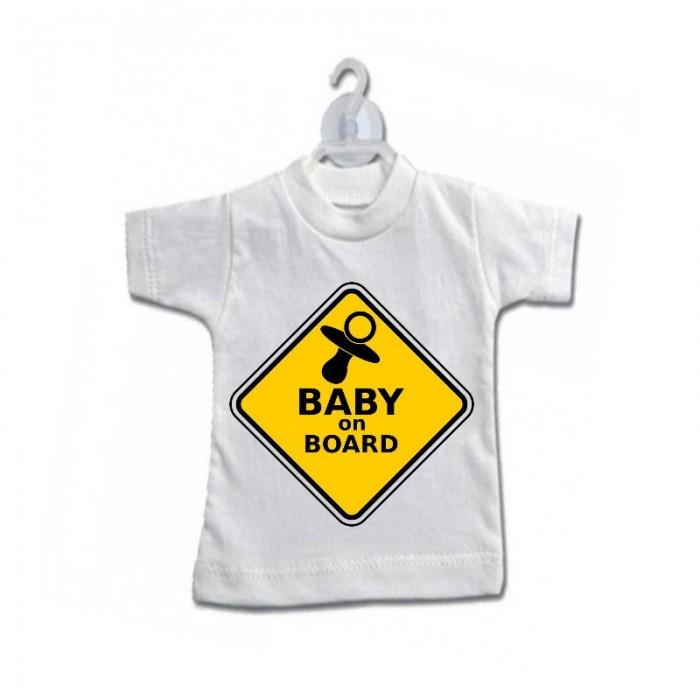 Mini Tricou - No Baby On Board