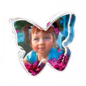 Glob foto fluture